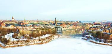 København Vinter