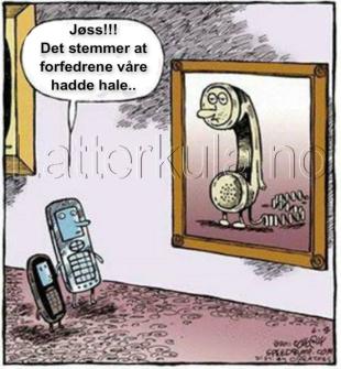 Telefon-bilde-forfedre-hadde-hale-latterkula.no